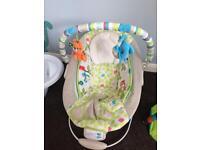 Baby comfort chair