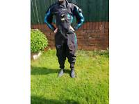 Ladies diving drysuit