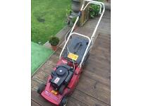 Mountfield empress 16sp petrol lawnmower