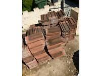 Roof used tiles morley 500