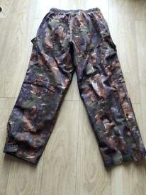 Jack Pyke hunting jacket and pants
