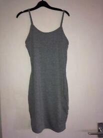 Brand new PLT grey dress