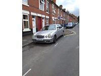 MERCEDES BENZ E320 CDI ELEGANCE in perfect condition mot 3 month swap welcome