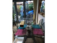Good Condition Table and chairs for collection Only, Haringey Ladder ASAP