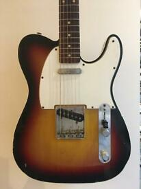 Fender 62 Custom Shop telecaster