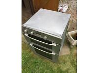 Electric Double oven with grill