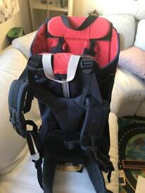 Macpack child carrier