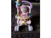 Baby stroller/walker