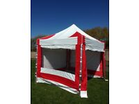 10 x 10 ft Professional Gazebo/ Market Stall