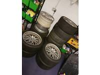 BBS RS744/745 BMW Split Rims Alloys E46 E39 E34 E38 E31