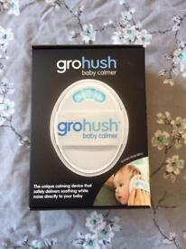 Gro-hush white noise machine