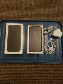 Matte black iPhone 7 (unlocked)