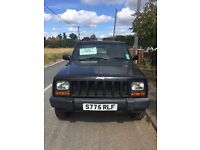 Jeep Cherokee Sport 4X4 - 1998 Manual Turbo Diesel
