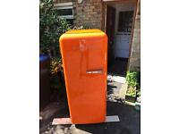 SMEG fridge with freezer box
