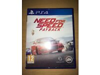 Need For Speed Payback PS4 £30