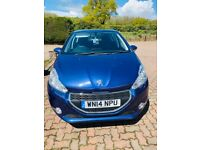 Peugeot, 208, Hatchback, 2014, Manual, 1199 (cc), 5 doors