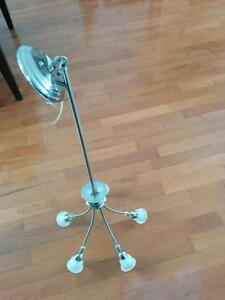 "Luminaire chandelier stainless steel gu10 40"" West Island Greater Montréal image 2"