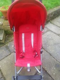mclaran push chair