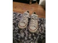 Women's trainers / converse