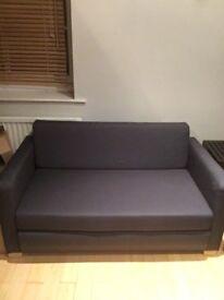 2 seater Ikea floor sofa bed VGC