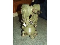 SURVEYING INSTRUMENT - WILD T2 THEODOLITE