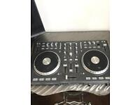 Numark Mixtrack Pro DJ turntable for laptop/mac