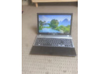 "for sale acer 15 6"" led core i 5 widescreen laptop with changer £80"