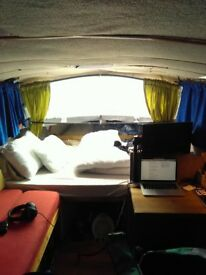 Dawncraft 22' Canal Cruiser Boat, marina liveaboard
