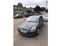 Toyota avensis 2.2 diesel leather spare or repair