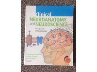 Clinical Neuroanatomy and Neuroscience 5th Edition