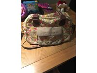 Yummy mummy Babies changing bag