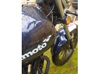 Lexmoto ZSB 125cc 16plate for sale