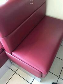 Sofas and Chairs takeaway/restaurants/leather