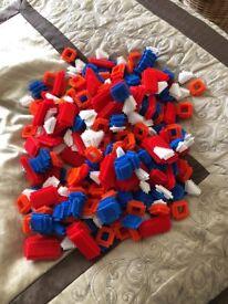Large quantity of Stickle Bricks