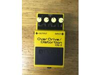 BOSS OverDrive/ Distortion OS-2