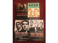 Kray twin book collection