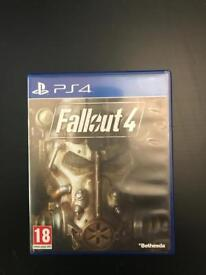 PS4 FALLOUT