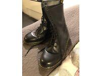 Dr Martens Boots Size 9