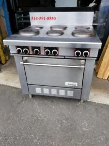 Garland Poele , Cuisinere , Electrique, Stove Range Electric 6 Burner