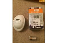 Visonic Sensor wireless alarm PIR security (868)