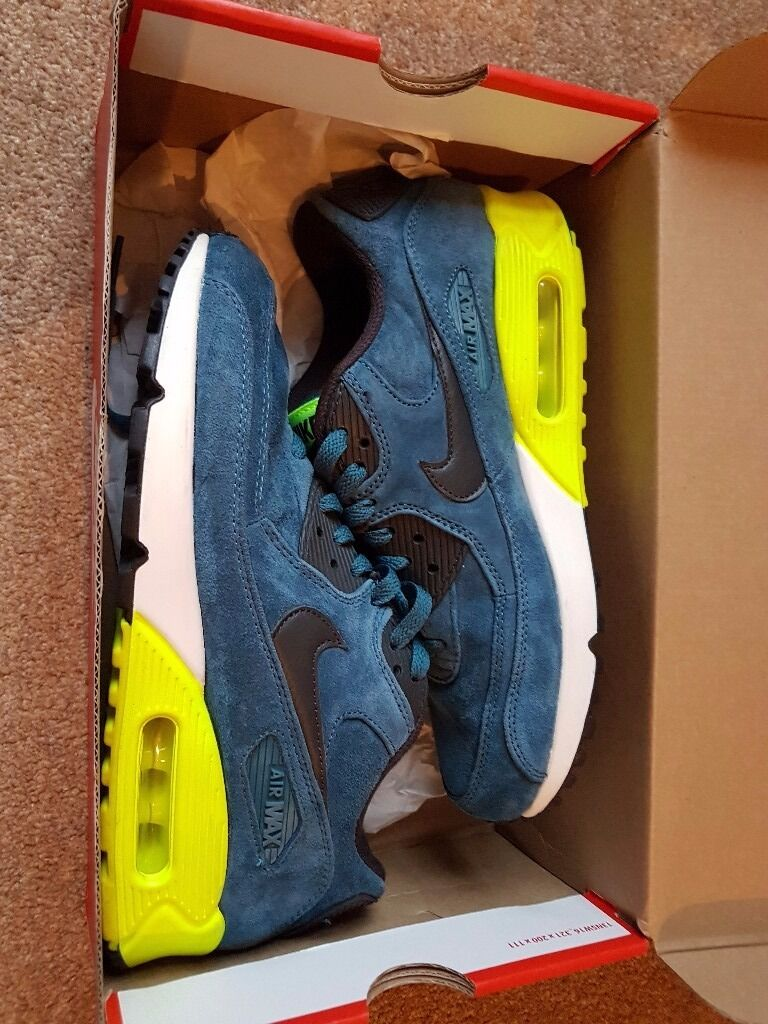 ldvvp Men\'s air Max 90 trainers UK 6.5 | in Leicester, Leicestershire