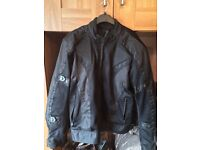 LIGHTWEIGHT MOTORCYCLE JACKET