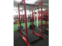 Squat / power rack commercial