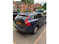 Volvo, V60, Estate, 2013, Manual, 1560 (cc), 5 doors