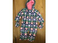 Girls snowsuit 12-18 months