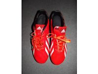 Adidas football boots size UK 7.5