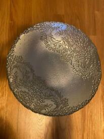 Next silver decorative bowl