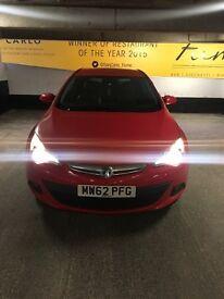 Vauxhall Astra GTC 1.7 CDTi SRi (2013-62) - Full Service History, Tax, Warranty, MOT, Service Plan