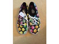 Ladies shoes, Vans, size 5(38)