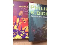 Philip K Dick books